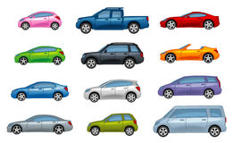 Various auto Stock Image