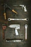 Various Automotive tools Stock Image