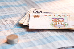 Various of bank note Stock Photo