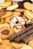 Various Biscuits Stock Photo