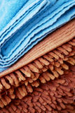 Various blankets Royalty Free Stock Photography