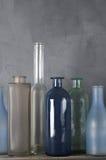 Various bottles set Stock Photos