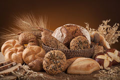 Free Various Bread Stock Image - 42741481