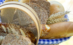 Various Bread And Pastry Royalty Free Stock Photo