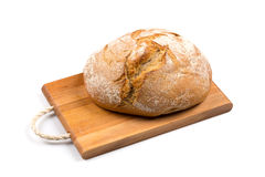 Various of bread on cutting board Royalty Free Stock Photography