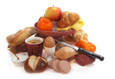 Various bread rolls Royalty Free Stock Photography