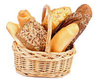 Various Bread Stock Image