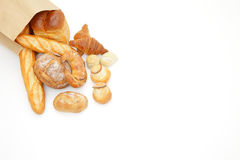 Various breads Royalty Free Stock Photography