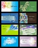 Various business card Stock Image