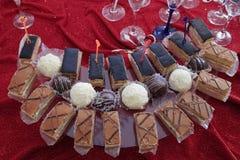 Various cakes Royalty Free Stock Photos