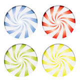 Various candies Stock Images
