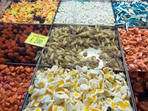 Various candies Stock Photo