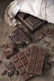 Various chocolate Royalty Free Stock Photos