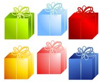 Free Various Christmas Gifts Stock Photos - 3424803