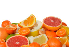 Various citrus Stock Images