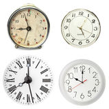 Various clocks Stock Photo