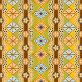 Various colored motifs Stock Images