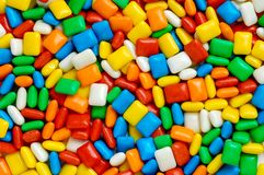 Various colorful candy Royalty Free Stock Photos