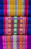 Various colorful pillow Stock Photo