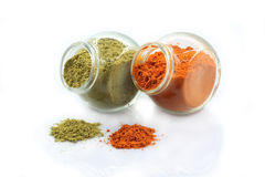 Various colorful spice Stock Photography