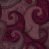 Various Colors of Damask Style Pattern design. Original Pattern Royalty Free Stock Image