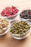 Various colourful pepper Royalty Free Stock Photos