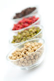 Various colourful pepper Royalty Free Stock Photography