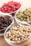 Various colourful pepper Royalty Free Stock Images