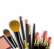 Various cosmetics Royalty Free Stock Image
