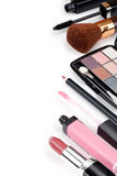 Various Cosmetics Stock Photography