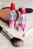 Various Cosmetics Stock Photo