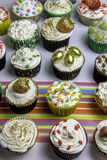 Various cupcakes Royalty Free Stock Photography
