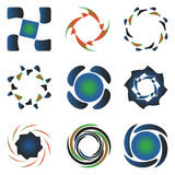 Various design elements collection Stock Photo