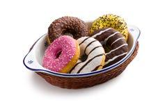 Various donuts Stock Photos