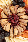 Various dried exotic fruits Stock Photography