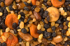 Various dried fruits close-up Stock Photos