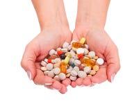Various drugs Stock Photos