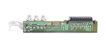 Electrical circuit Stock Image