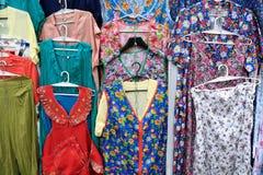Various female blouses Royalty Free Stock Photo