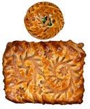 Various Festive bakery#21 Royalty Free Stock Photos