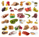 Various Food Stock Photography