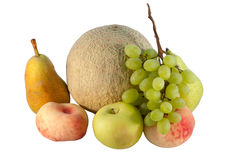 Various fresh fruit Royalty Free Stock Image