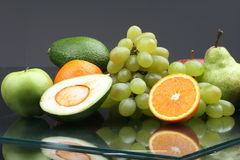 Various fruit still-life Stock Photo