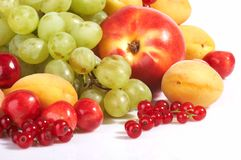 Various fruit still-life Stock Image