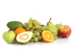 Various fruit still-life Stock Photography