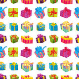 Various gift boxes Royalty Free Stock Photo