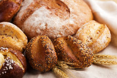 Various Healthy Bread Stock Images