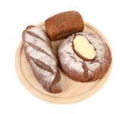 Various healthy bread. Stock Photos