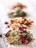 Various herbs Royalty Free Stock Photo