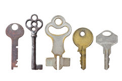 Various of  key Stock Photography